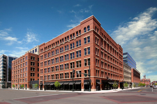 Law Practice - Office Building - Denver, CO